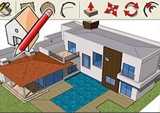 Curso SketchUp 8 Português - Modelagem Residencial para Arquitetos