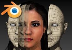 Curso Blender - Modelagem de Faces