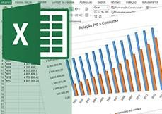 Curso Estatística com Excel