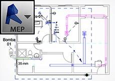 Curso Revit MEP 2014 - Mecânica, Elétrica e Hidráulica