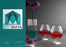 Curso Maya 2015 Caustics