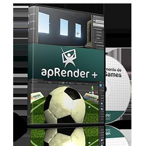 Pacote apRender+ Desenvolvimento de Games