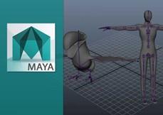 Curso Maya 2015 Rigging Essencial