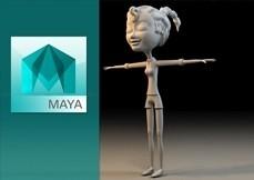 Curso Maya 2016 Modelagem de Personagem