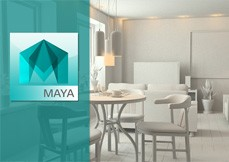 Curso Maya 2016 Modelagem de Interiores