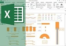 Curso Excel 2013 Indicadores de Desempenho e Painéis de Controle
